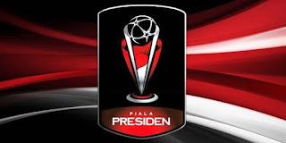 Jadwal Perempat Final Piala Presiden Minggu 4 Februari 2018