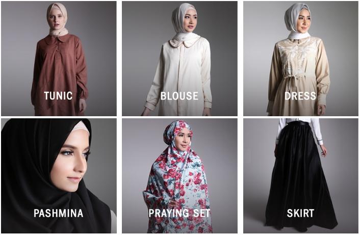 Model Baju Gamis Terbaru Menjelang Hari Raya