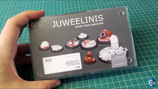 Juweela - SORTIMENTBOX BASE (28mm)