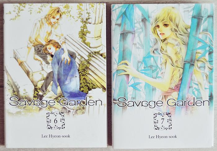 Lee Hyeon Sook Savage Garden volume 6, 7