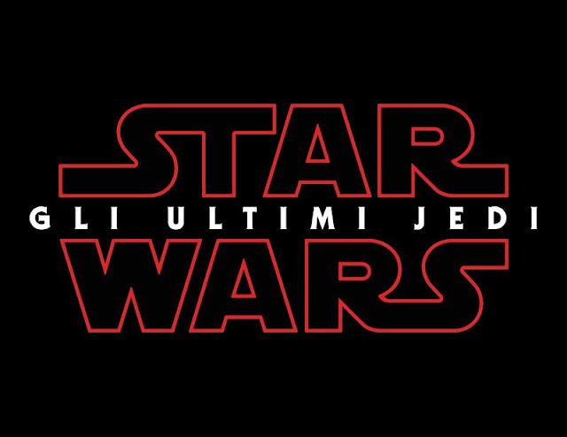 STAR WARS VIII Gli Ultimi Jedi