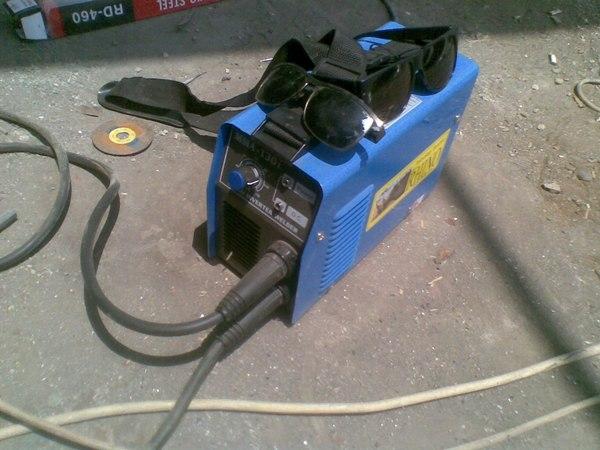 Cara Menggunakan Las Listrik 900 Watt