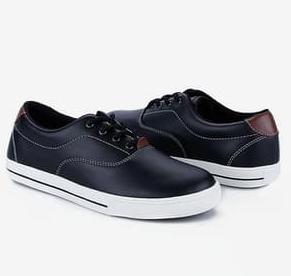 Sepatu Kulit Asli Merk Tomkins