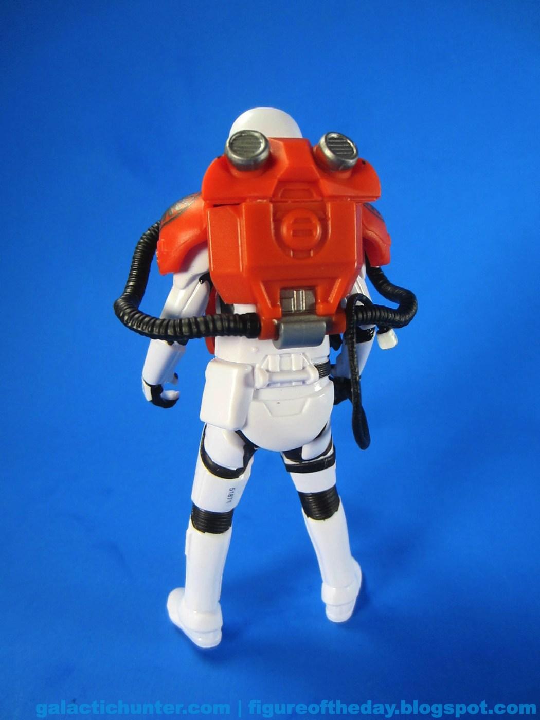 Action- & Spielfiguren Star Wars The Force Awakens Flametrooper 2015 Figure Hasbro Kenner 171