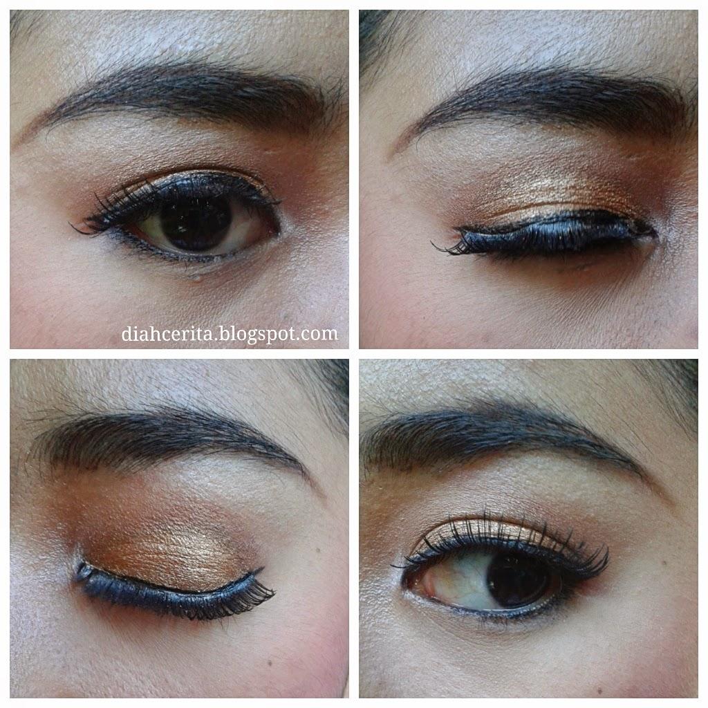 REVIEW Inez Colour Contour Plus Eyeshadow Collection 05