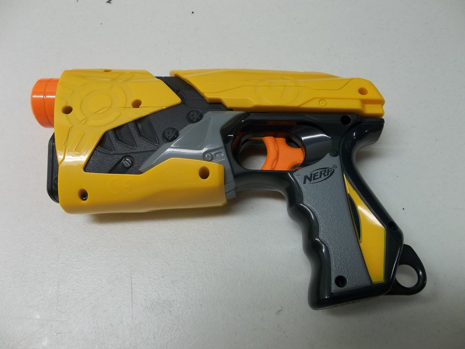 Nerf Creations: Nerf Sharpshot Mod Guide  Nerf Creations:...