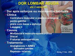 Dores Lombares são sinais de alerta de problemas na coluna. Saiba o que fazer e como tratar lombalgias.