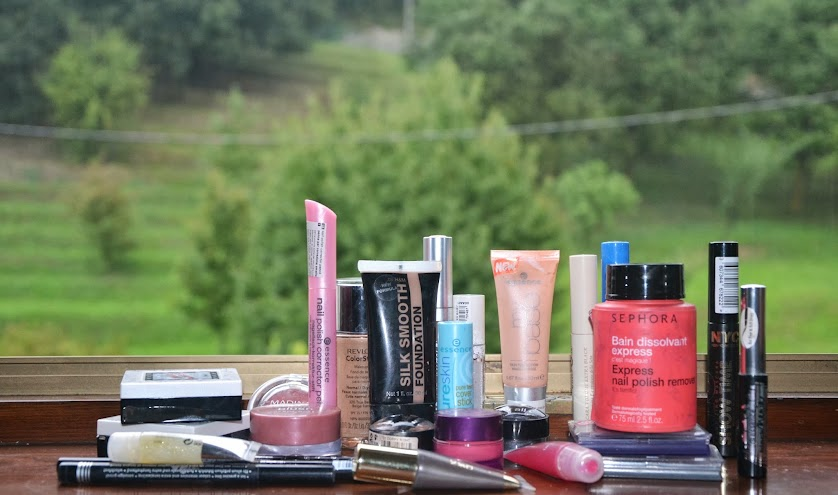 Empties+Tossed!