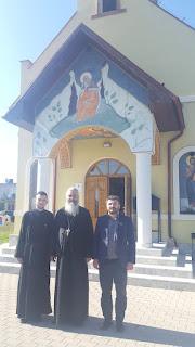"Parohia ""Sfantul Proroc Ilie Tezviteanul"" Bontida-Colonie, Cluj"