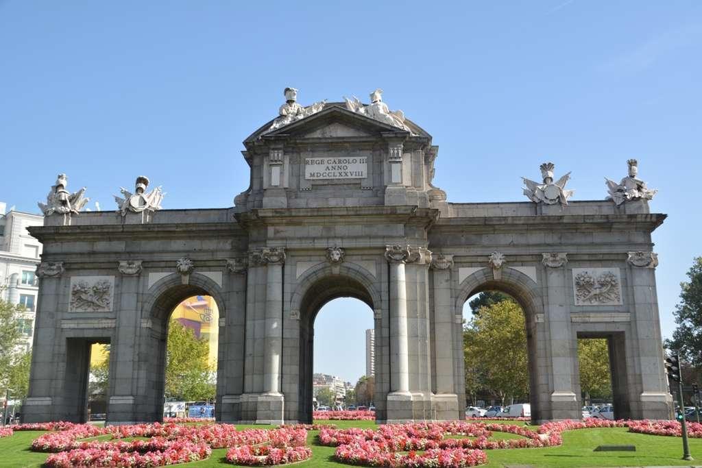 Las siete puertas de Madrid