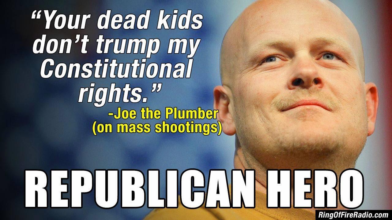 Image result for joe plumber dead kids