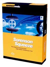 Sorenson Squeeze 8.5