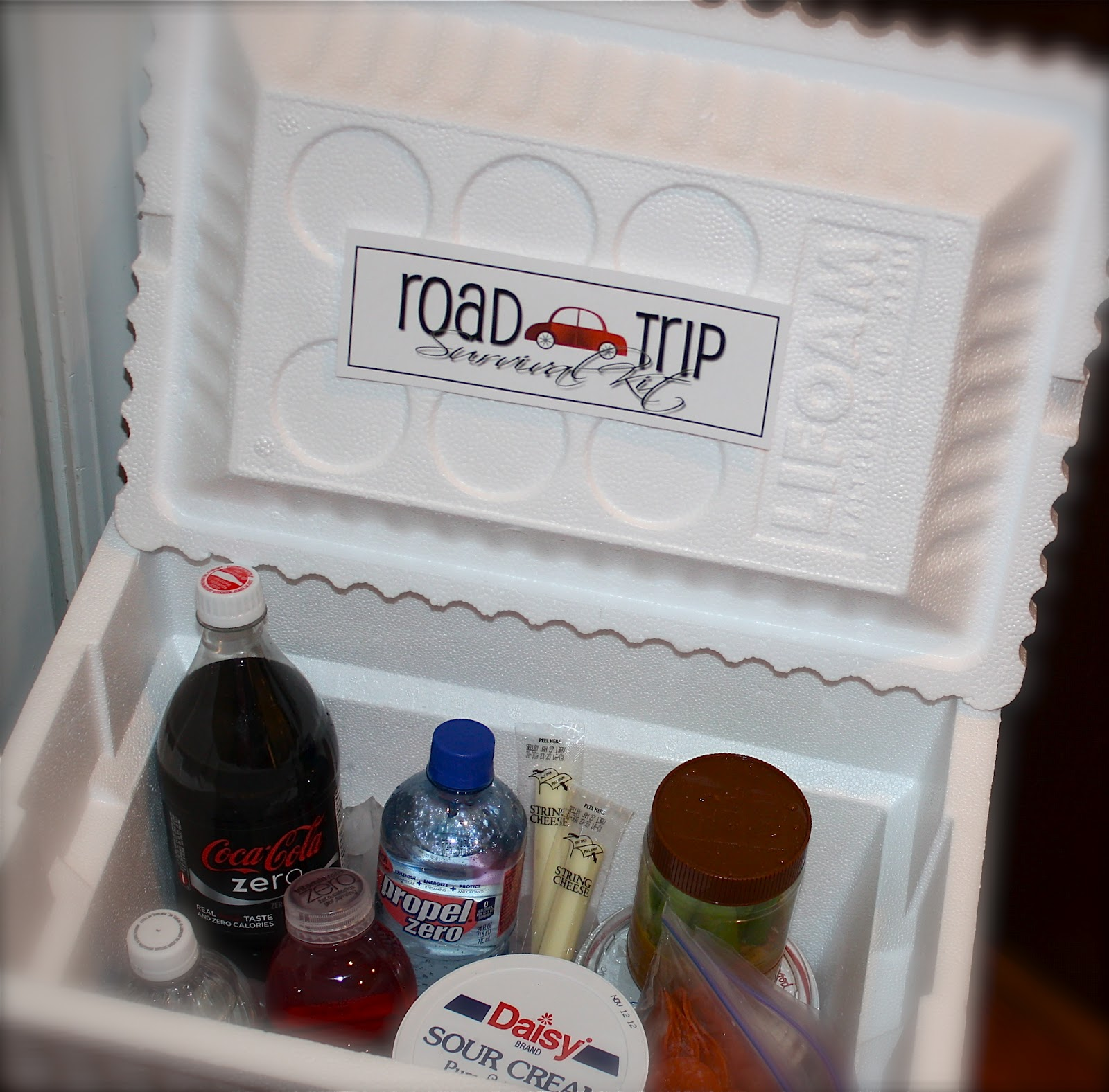 """Bolling With 5: A """"Road Trip"""" Care Package/Gift"""