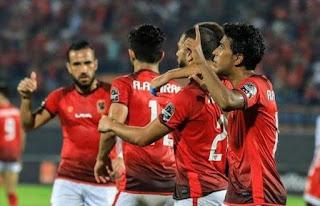 نتيجه مشاهده مباراه الاهلي والترسانه اليوم 10-10-2018 انتهت بفوز الاهلي بنتيجه 3 - 2