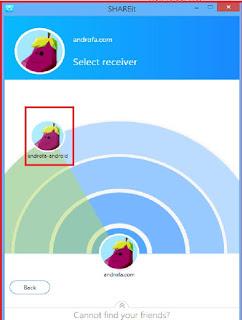 Cara mengirim Data dari Android ke PC tanpa bluetooth