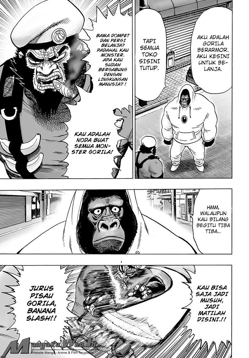 komik Onepunch-Man – Chapter 126