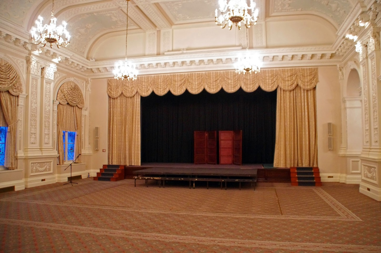 The Grand Hotel Eastbourne Ballroom