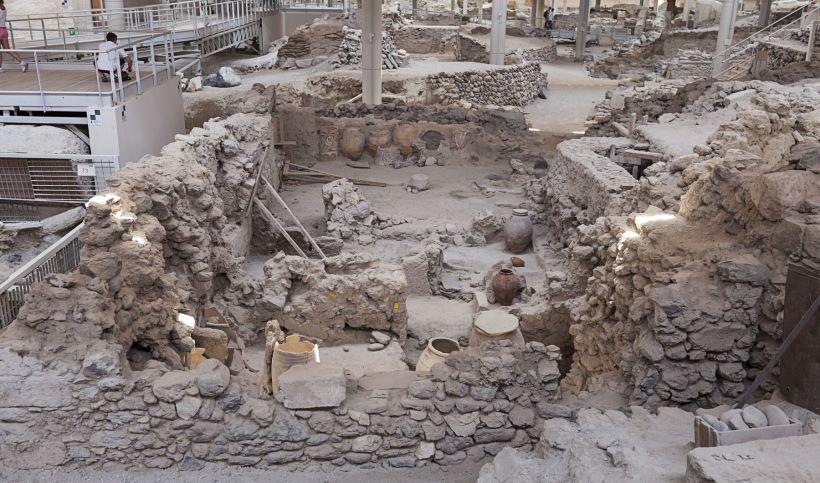 Akrotiri Archeological Site, Santorini - Ioanna's Notebook
