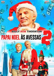 Papai Noel às Avessas 2 - BDRip Dual Áudio