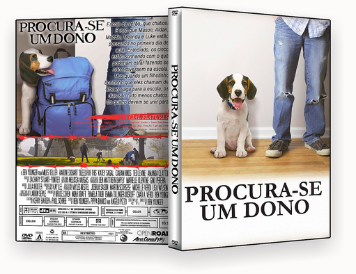 Procura Se Um Dono 2018 – ISO – CAPA DVD