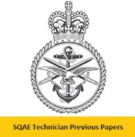 SQAE Technician Previous Papers