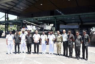 Kunjungan DSCSC Sri Lanka
