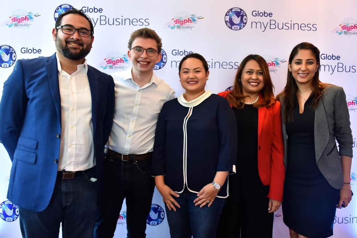 Globe myBusiness and DigPH Empower SMEs with the Latest Digital Solutions