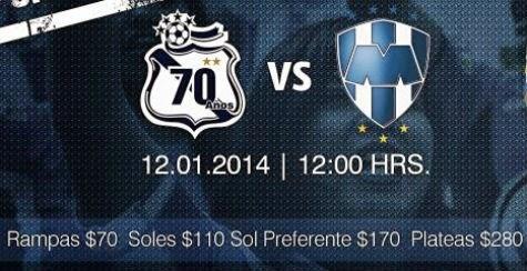 Puebla vs Monterrey en Vivo