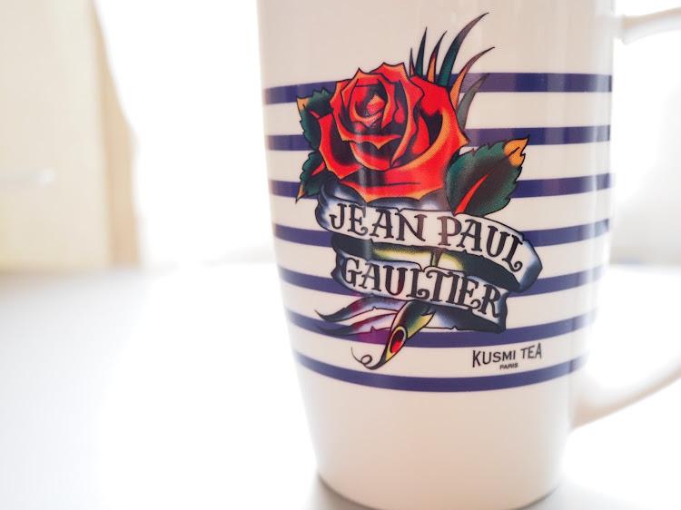 Tisanière Jean Paul Gaultier Kusmi Tea