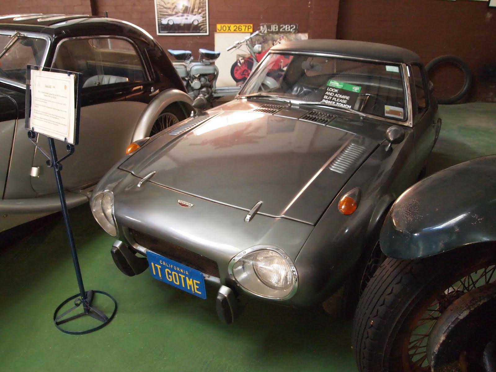 Heinkel Scooter Project York Motor Museum