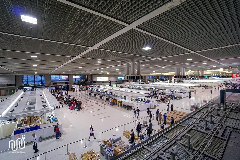 วิธีเดินทางจากสนามบินนาริตะ (Narita Airport) โตเกียว เข้าเมือง