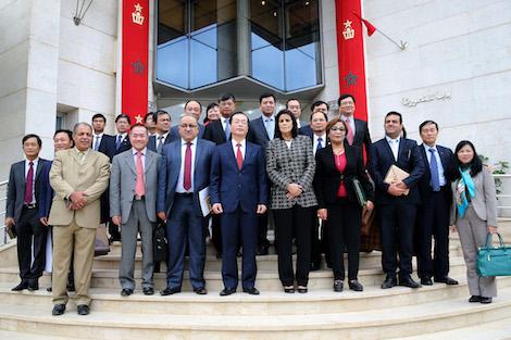 """الجهوية 24 - المغرب ينقل تجربته في المساكن الاجتماعية إلى """"فيتنام الاشتراكية"""""""