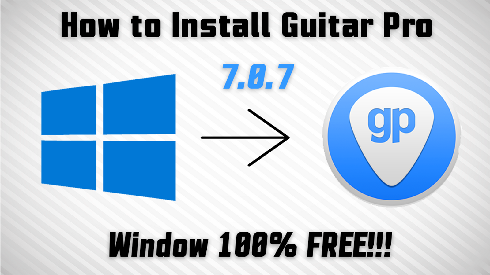 How to Install Guitar Pro 7 0 7 For Windows   VIGLOGU'S