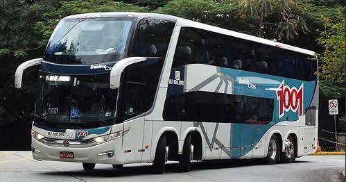 Grupo JCA deve adquirir neste ano mais de 180 ônibus novos