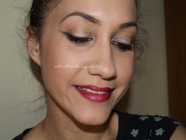 maquillaje lip contour palette maybelline