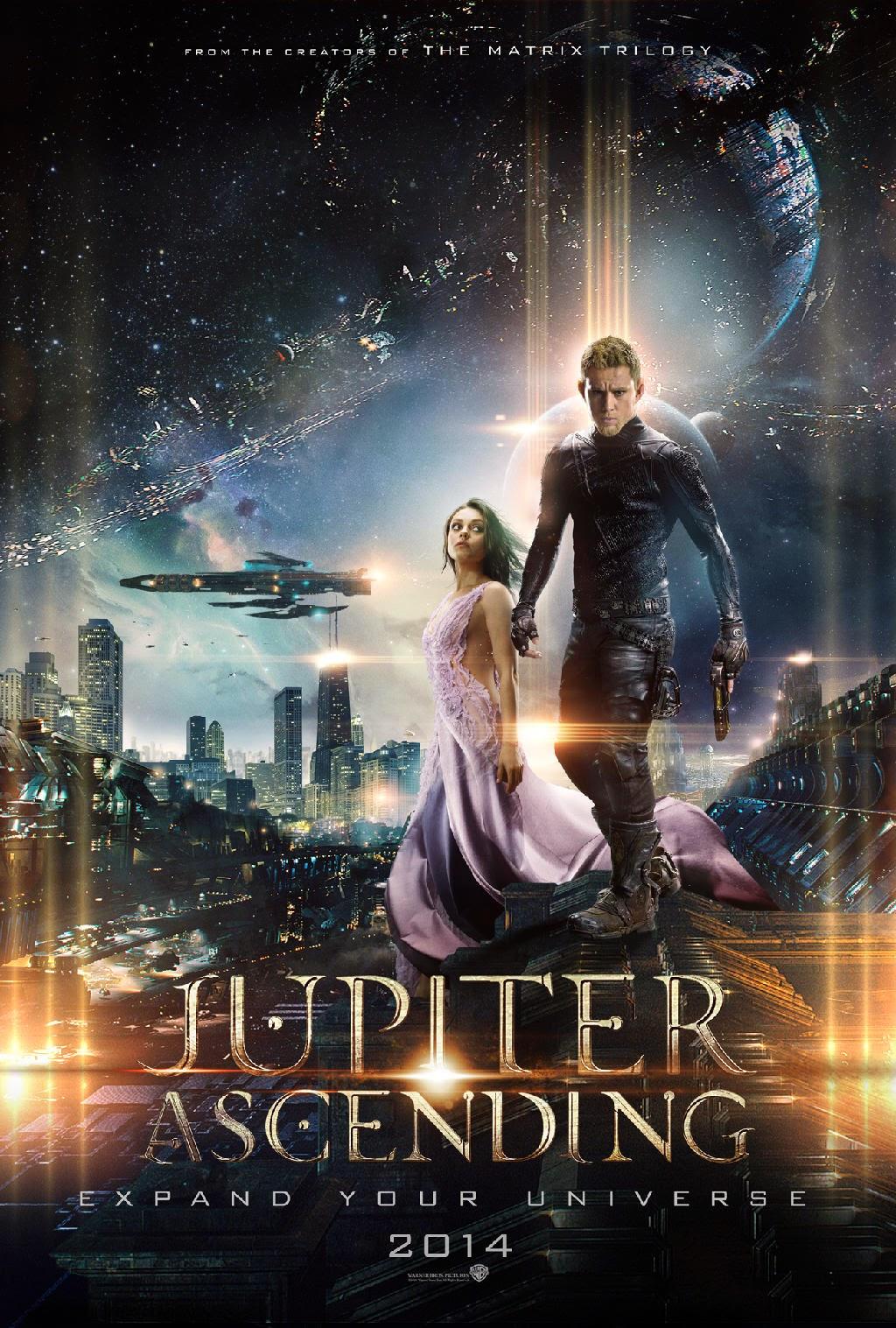Movie Review Jupiter Ascending 2015 Gollumpus