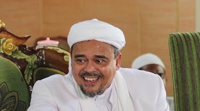 Heboh Kabar Kamar Pribadi Ditembak Sniper, Habib Rizieq Terancam Dibunuh?