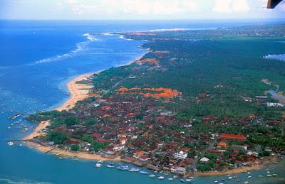 Tanjung Benoa dan Nusa Dua