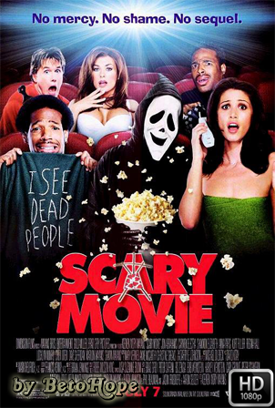 Scary Movie [1080p] [Latino-Ingles] [MEGA]