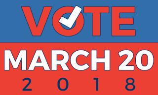 Vote March 20th