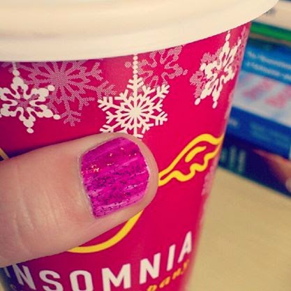 Insomnia Christmas Cup