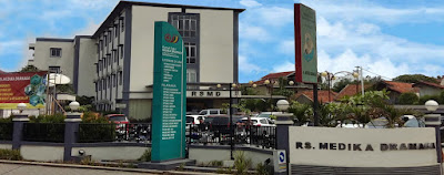Rumah Sakit Medika Dramaga, Bogor