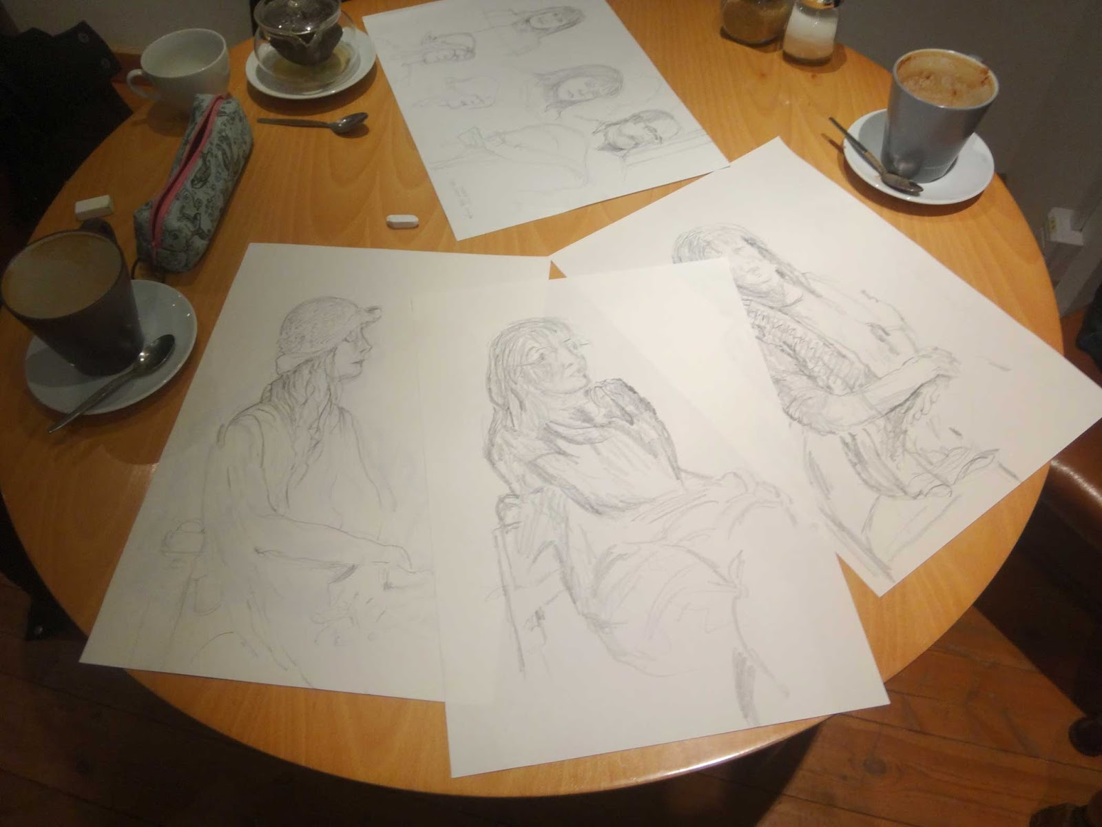 Cardiff Drawing Group March 2016