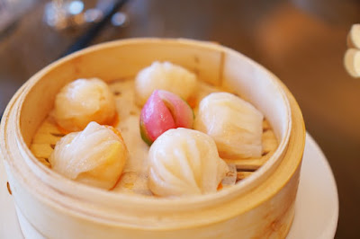 The delicious Shrimp Dumpling of Hai Shin Lou Marco Polo Plaza Cebu