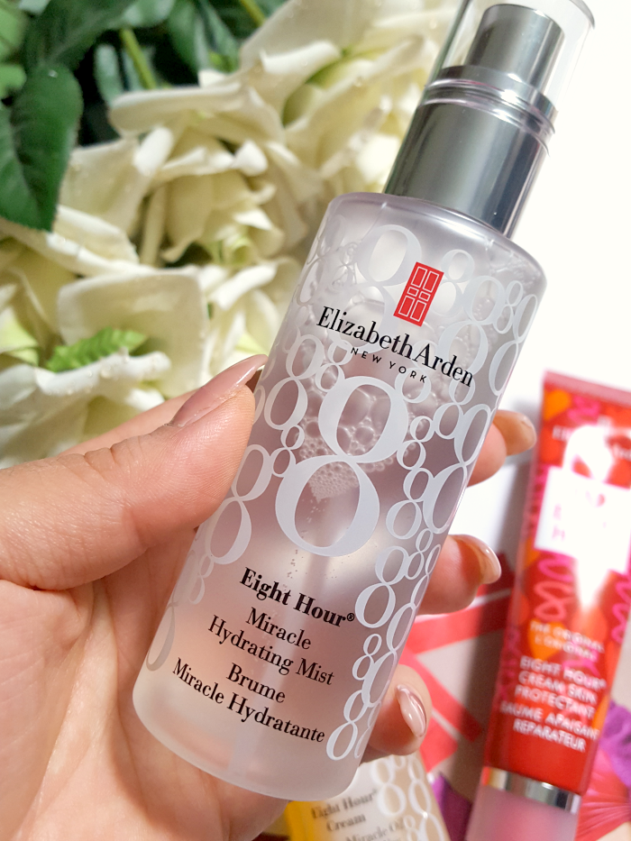 Review: Elizabeth Arden - Eight Hour Miracle Hydrating Mist - 19.00 Euro - Madame Keke The Luxury Beauty and Lifestyle Blog