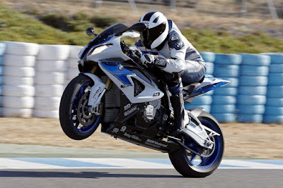 BMW S1000RR enjoy ride