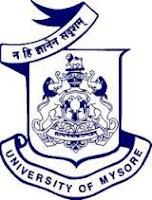 Mysore University Results 2017 UG PG results.uni-mysore.ac.in