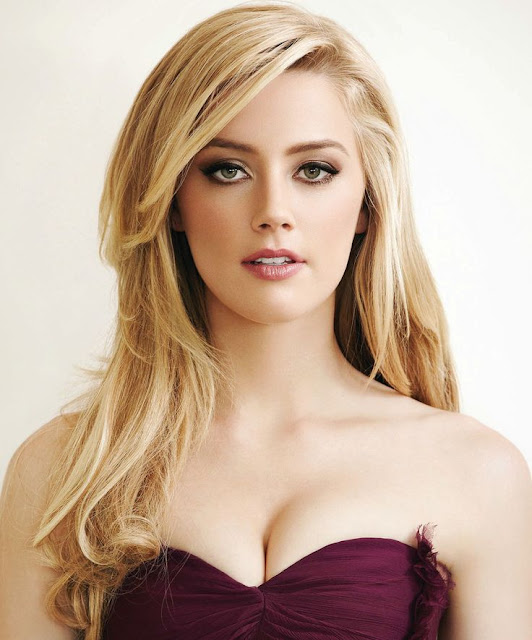 Amber Heard - Beautiful Actresses In The World