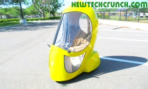 Eggaus Electric Car Future Vehicle Features
