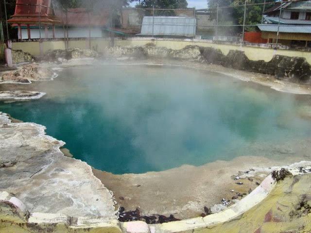 Air Panas Semurup: Kehangatan dalam Kesejukan